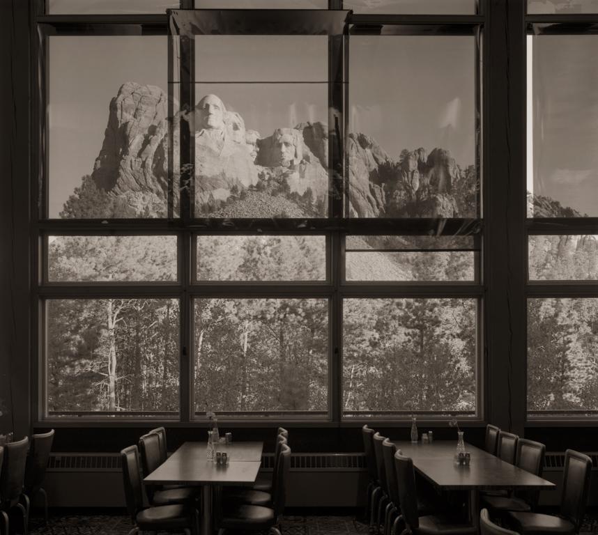 Cafeteria, Mount Rushmore, 1995