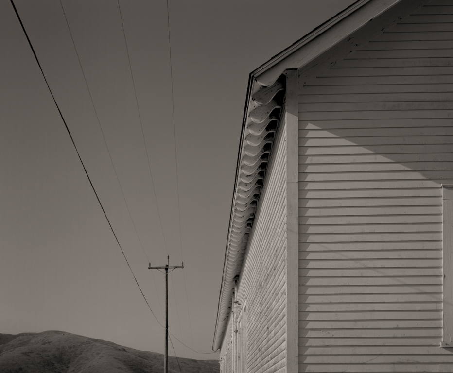 Eaves, Marin Headlands, 2012