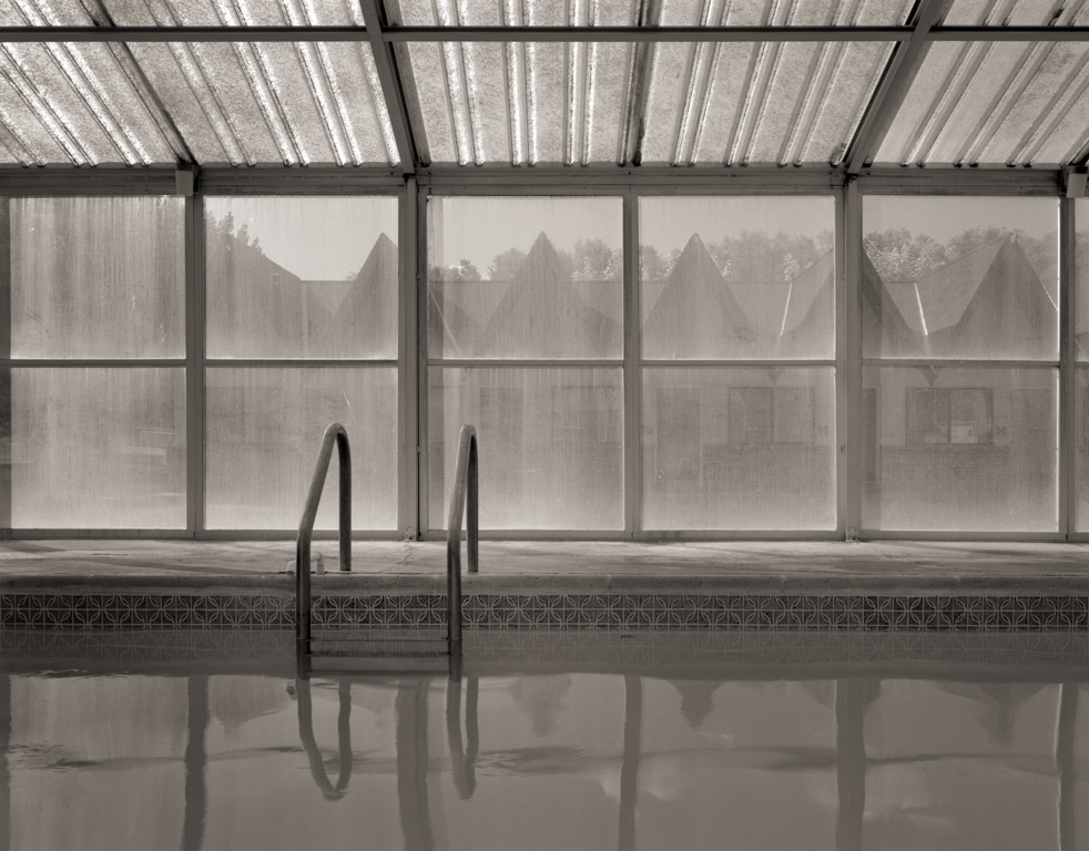 Indoor Pool, Winnemucca, 1994