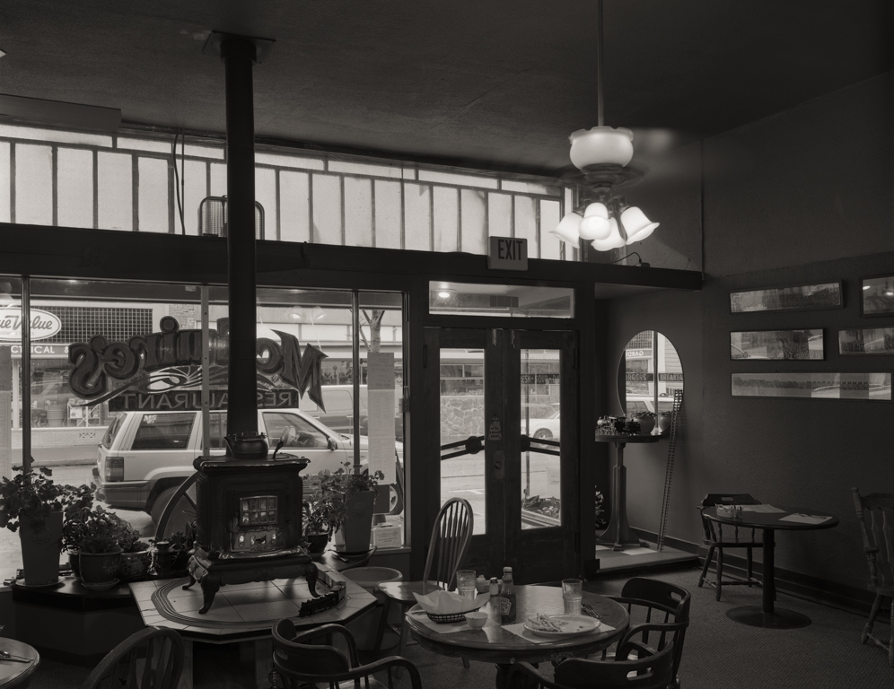 McGuire's Cafe, Dunsmuir, 2011