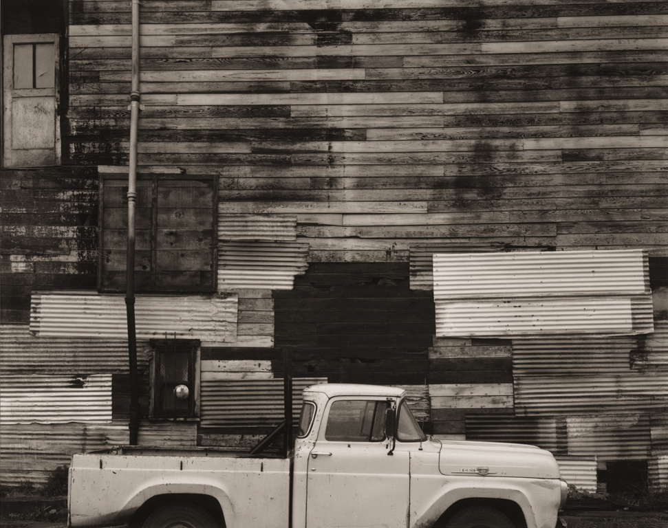 Pickup Truck, Connecticut St., 1978