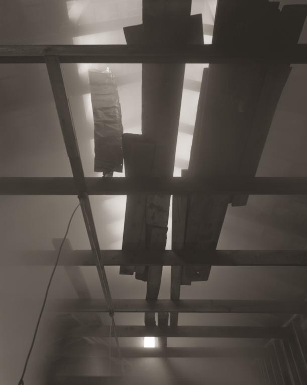 Saphouse Rafters #1, Halcott, 1974