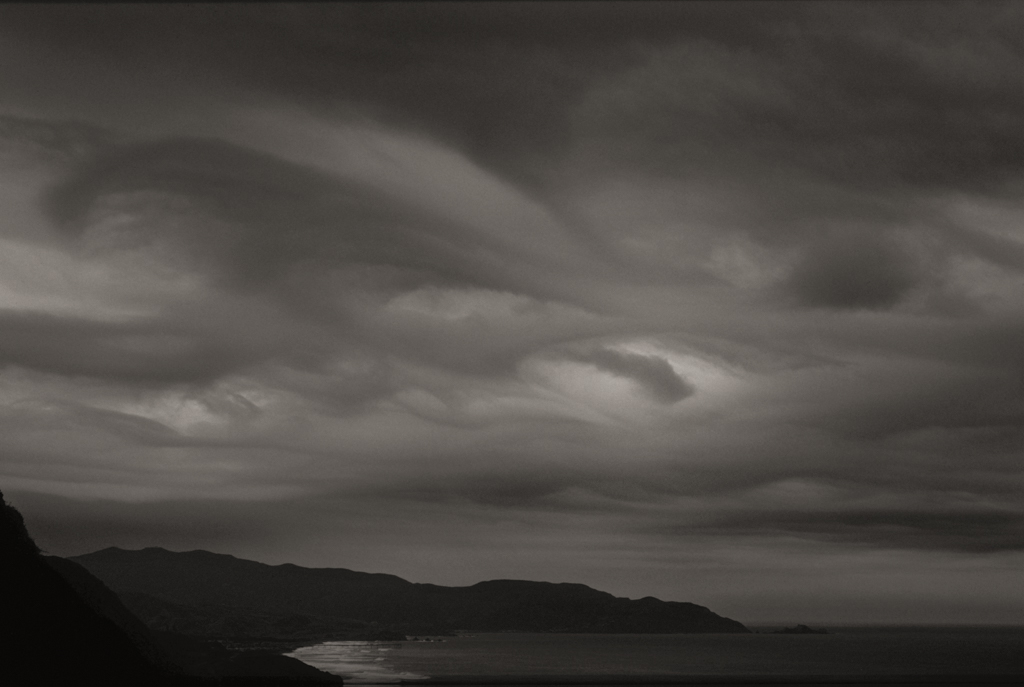Swirling Clouds, 1987