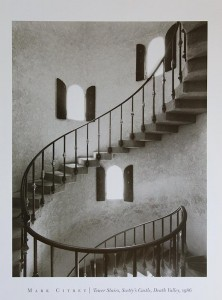 Tower Stairs; 28%22x22%22 poster