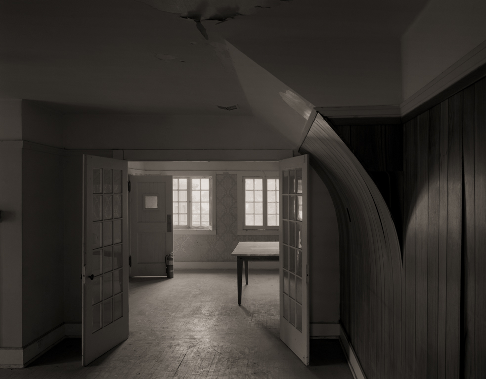 Upstairs Room, Mt. Whitney Fish Hatchery, 2015